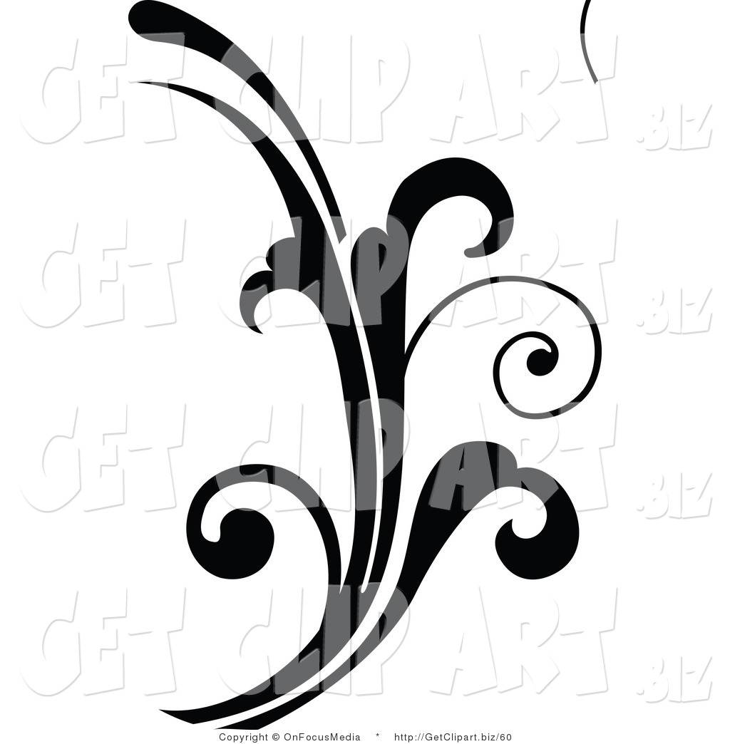 Royalty Free Floral Scroll Stock Get Designs - Page 3
