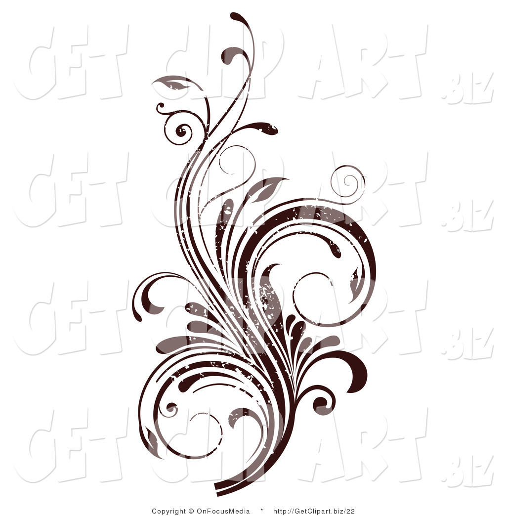 Vine Designs Art : Royalty free flourish stock get designs